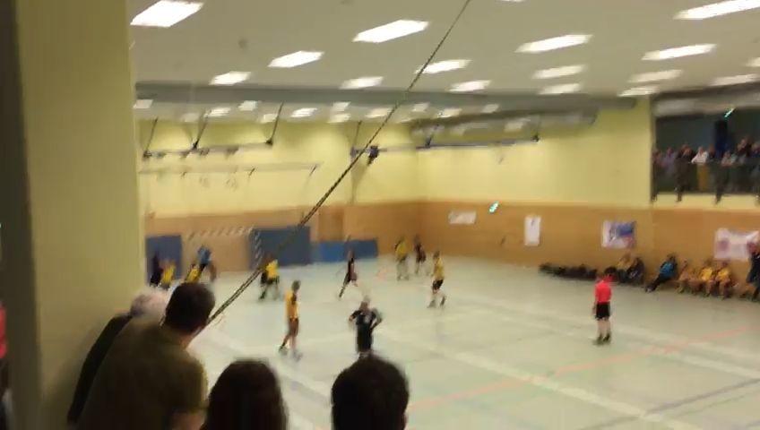 Herrenspiel: vs. Schongau 14.04.2018