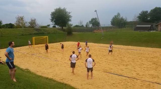 """""""Beachen"""" Damen/Herren 01.08.2017"""