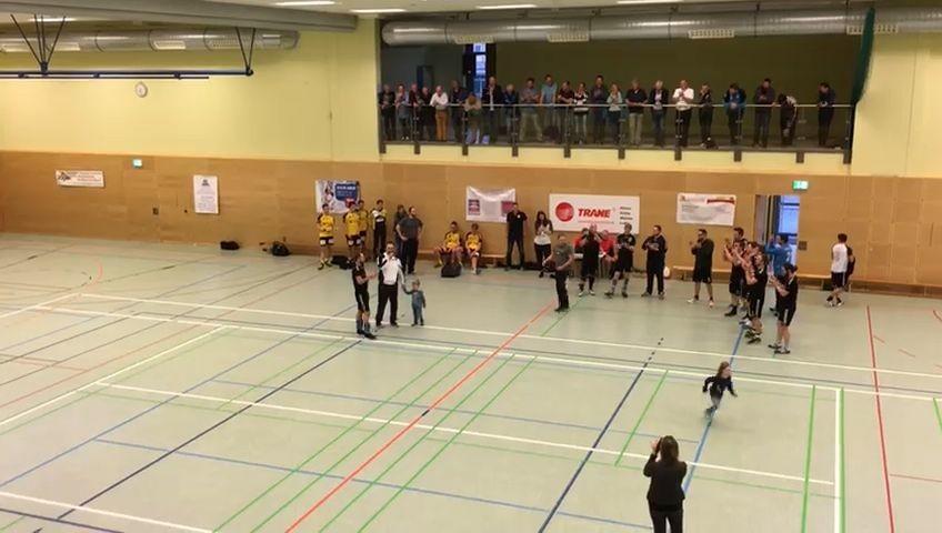 Abschied Trainer Görke Herren 2018